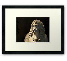 Cavalier a la Sphinx Framed Print