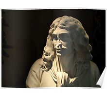 Cavalier a la Sphinx Poster