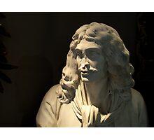 Cavalier a la Sphinx Photographic Print