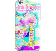 Neon Stars iPhone Case/Skin