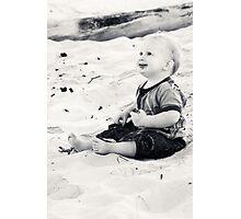 My Gorgeous Boy Photographic Print