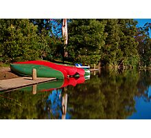 """""""Lakeside At Jubilee"""" Photographic Print"""