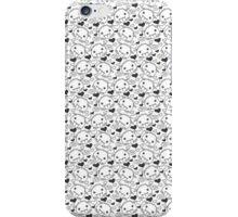 Count the Poros iPhone Case/Skin