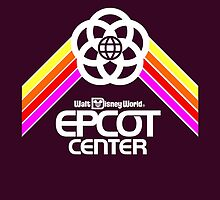 Walt Disney World EPCOT Center Logo iPhone Case by The Department Of Citrus