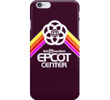 Walt Disney World EPCOT Center Logo iPhone Case iPhone Case/Skin