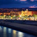 Nice by Night by Inge Johnsson