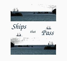 Ships that pass - maybe they'll meet? Tank Top