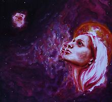 Center of the Universe by Katharina Pinter