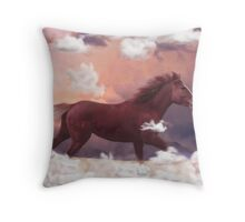 Majestic Dreams Throw Pillow