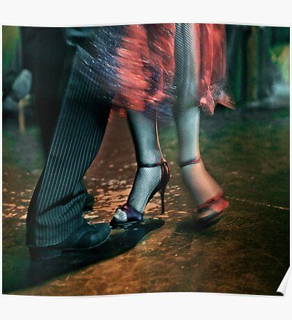 Tango - the dance Poster