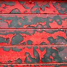 Red Paint 2 by JessicaMWinder