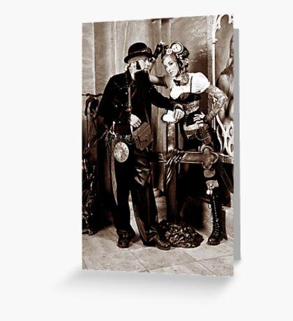 Bounty Hunters Greeting Card