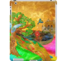 Let color bring you smiles as you walk lifes many miles iPad Case/Skin