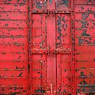 Red Paint 1 by JessicaMWinder