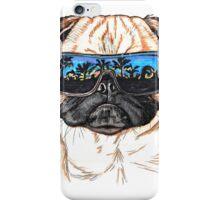 Tofu the pug iPhone Case/Skin