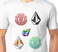 Volcom Element Collaboration Unisex T-Shirt