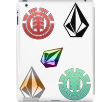 Volcom Element Collaboration iPad Case/Skin