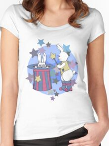 Anything Might Happen Women's Fitted Scoop T-Shirt