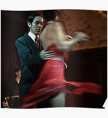 Tango - it takes two Poster