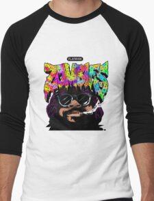 Flatbush Zombies Juice Men's Baseball ¾ T-Shirt