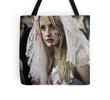 Nice Day for a White Wedding Tote Bag