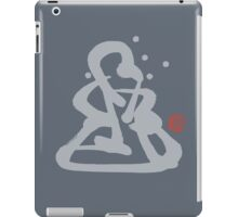 Za Zen - Wordless Light iPad Case/Skin