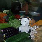 Moo Moo at Market by Joseph Green