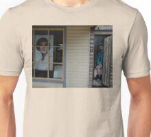 Open & Shut Case, Uralla, Australia 2009 Unisex T-Shirt