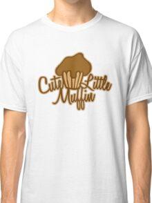 Cute Little Muffin Classic T-Shirt
