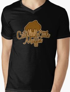 Cute Little Muffin Mens V-Neck T-Shirt