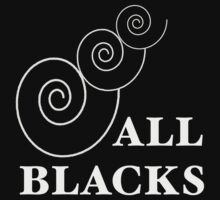 All Blacks Design by NotNow