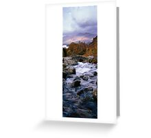 Ashness Bridge, Cumbria, England Greeting Card