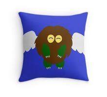 Winged Kuriboh Throw Pillow
