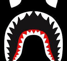 Bape Shark by luxion