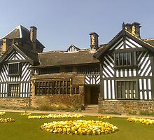 Shibden Hall by RedFoxLou
