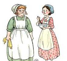 Mrs.Patmore-Daisy by Roby-boh