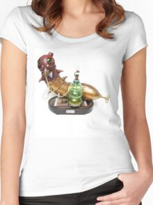 Ignatious Longbottom Women's Fitted Scoop T-Shirt