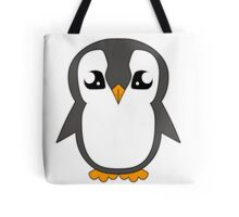 Mr Penguin Rehatched Tote Bag