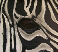 Zebra Eye2 by CharziG