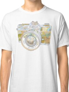 Travel Canon Classic T-Shirt