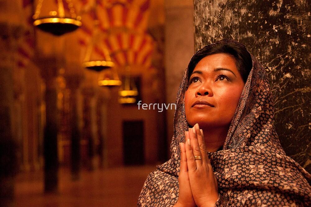 Treasure of Faith, Hope & Love by ferryvn