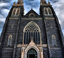Cathedral #13 by Steven  Agius