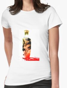 Fine China Womens Fitted T-Shirt