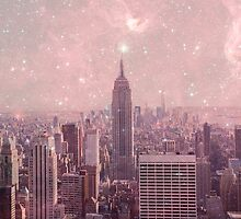 Stardust Covering New York by Bianca Green