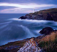 Trevose Head, Cornwall, England by Craig Joiner