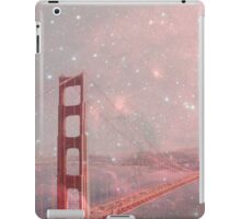 Stardust Covering San Francisco iPad Case/Skin