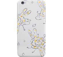 Dotted sheepflies everywhere iPhone Case/Skin