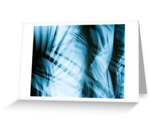Canopy blues #02 Greeting Card