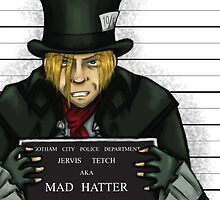 Mad Hatter by artofzan