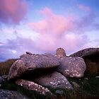 The Cheesewring, Bodmin Moor, Cornwall by Craig Joiner